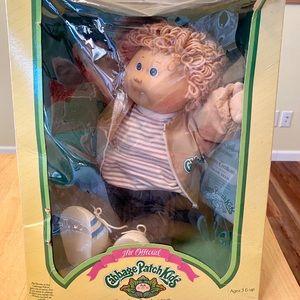 Cabbage Patch Kid - 1985